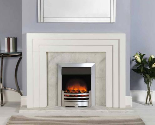infinity 480 electric fire. logic electric inset - live display infinity 480 fire