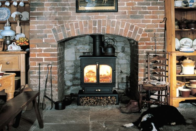 Clearview 650 Multi-Fuel Stove