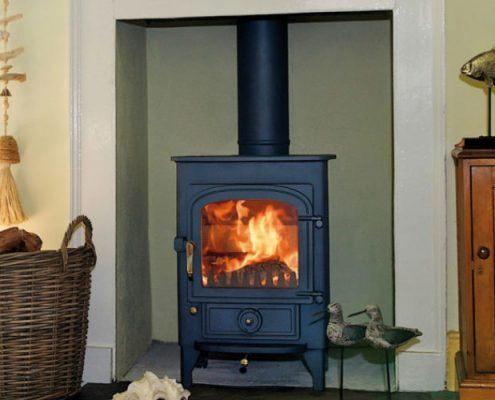 Clearview Pioneer 400 Multi-Fuel Stove
