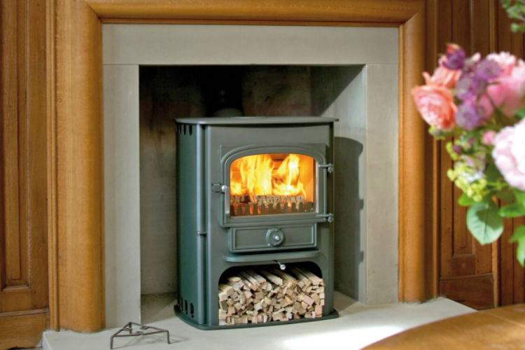 Clearview Solution 500 Multi-Fuel Stove