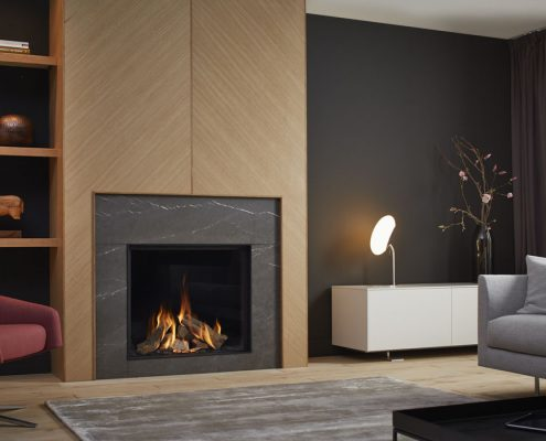 Dru Maestro 75 Eco Wave Gas Fire