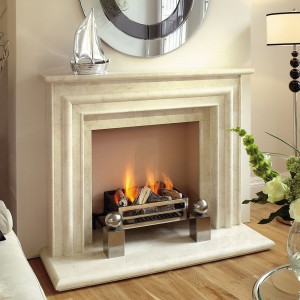 Montpellier Monte Carlo Fireplace