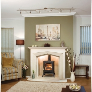 Newmans Arada Fireplace