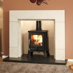 Newmans Biscay Fireplace