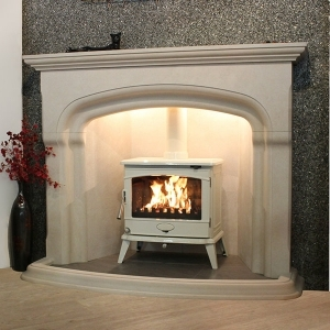 Newmans Serena Fireplace