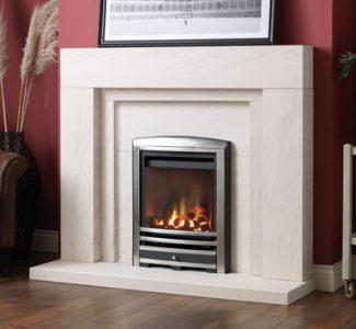 Fireline Stonehenge Fireplace