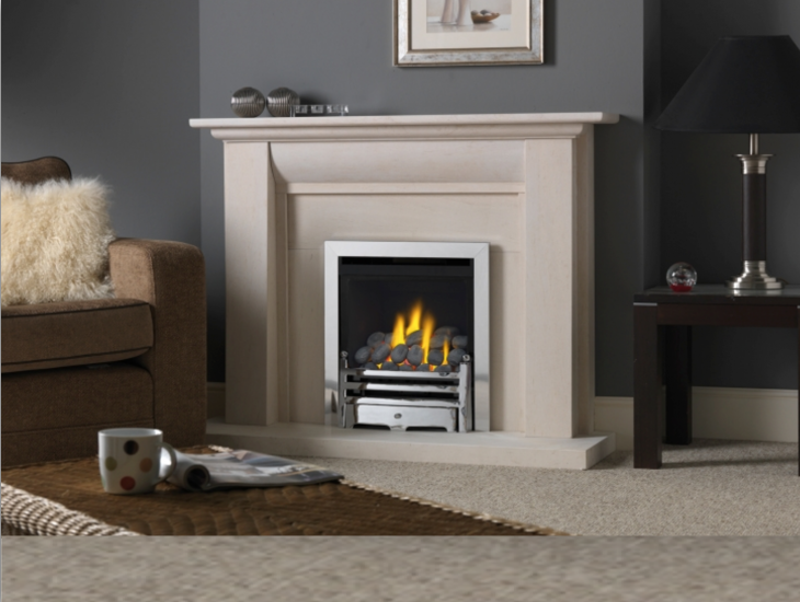 "Paragon Focus 18"" HE Gas Fire"