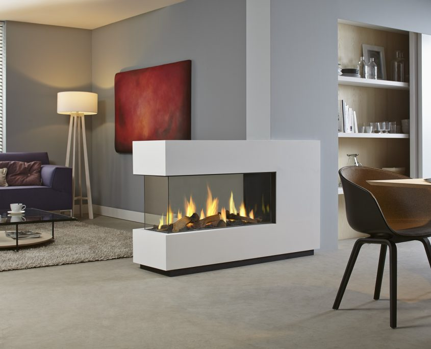Dru Metro 100XTU Eco Wave Gas Fire