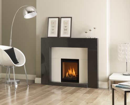 Dru Global 40 Conventional Flue Inset Gas Fire
