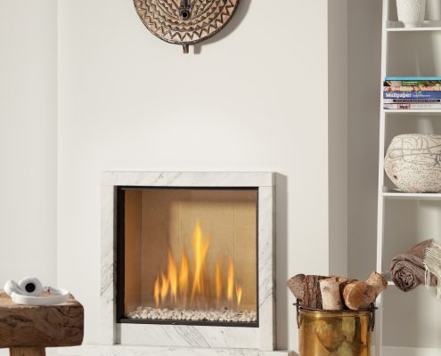 Dru Global 60 Balanced Flue Gas Fire