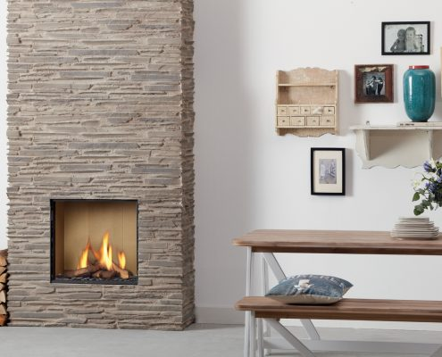 Dru Global 60 XT Balanced Flue Gas Fire
