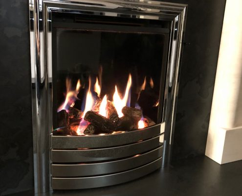 "Paragon Core 16"" HE Inset Gas Fire"