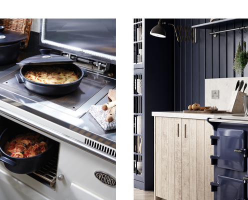 Everhot 150i Range Cooker