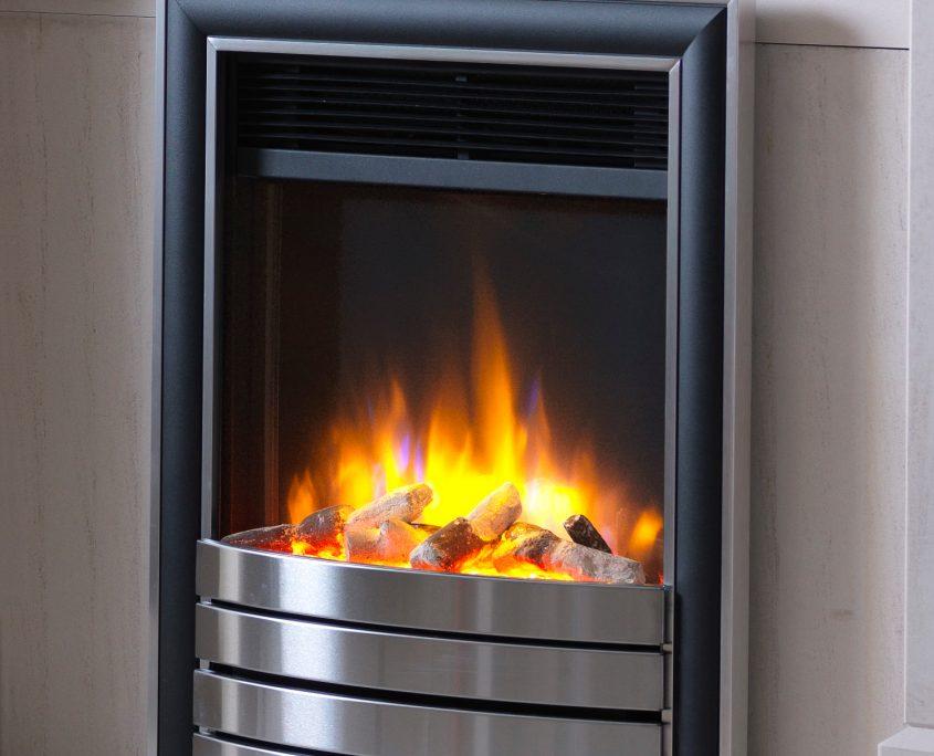 Charlton & Jenrick 3D Ecoflame Electric Fire
