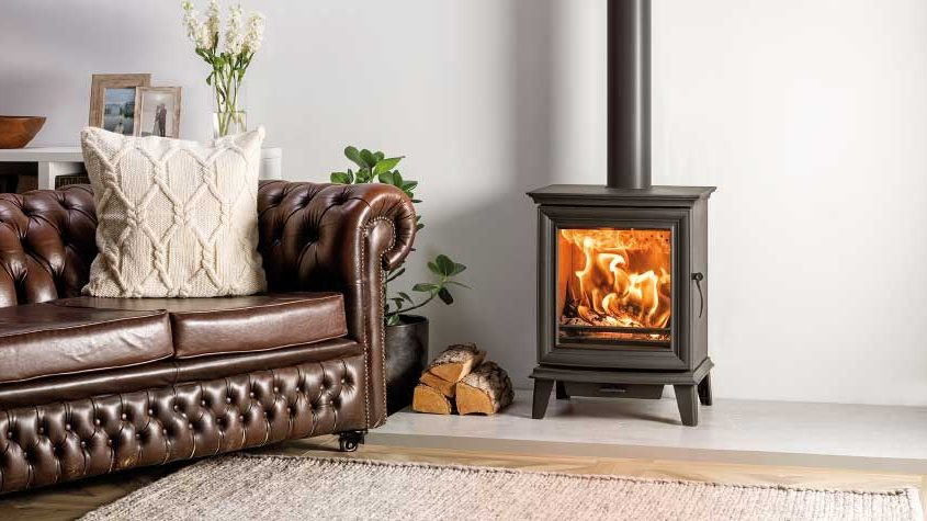 Stovax Chesterfield 5 Woodburning Stove
